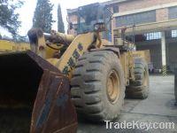 Sell used loader komatsu WA600