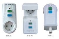Sell Residual Current Circuit Breaker /RCD Adaptor)
