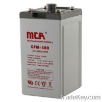 Sell Stationary 2V AGM Battery GFM 2V-400AH