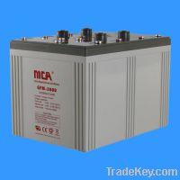 Sell Stationary 2V AGM Battery GFM 2V-2000AH