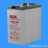 Sell Stationary 2V Gel Battery GFMG 2V-600AH