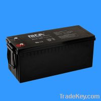 Sell General AGM Battery FC 12V-160AT