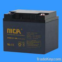 Sell Deep Cycle AGM Battery FCD 12V-40AH