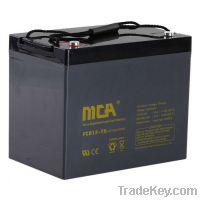 Sell Deep Cycle AGM Battery FCD 12V-75AH
