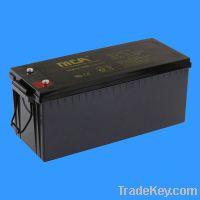 Sell Deep Cycle AGM Battery FCD 12V-200AH