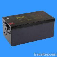 Sell Deep Cycle AGM Battery FCD 12V-260AH