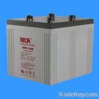 Sell Stationary 2V AGM Battery GFM 2V-1500AH