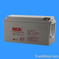 Sell General GEL Battery FCG 12V-150AH