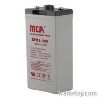 Sell Stationary 2v Gel Battery(2V-200AH)