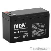Sell AGM battery12V-7AH