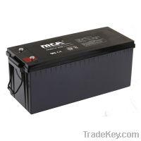 Sell Deep cycle Gel Batteries12V-200AH