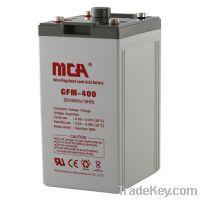 Sell Stationary 2V AGM batteries(2V-400AH)
