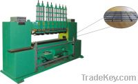 Automatic wire mesh welding equipment