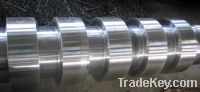 Sell Forged Crankshaft for Turbine and Compressor