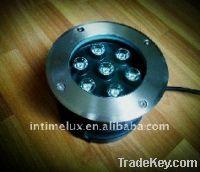 hiqh quality 7w led underground light lamp