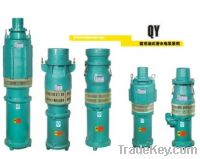 QY Series Oil-sealed  submersible pump