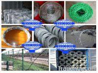 Sell concertina razor wire barbed concertina wire