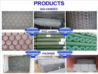 Sell galvanized Hexagonal Wire Netting for chicken poultry rabbit cage