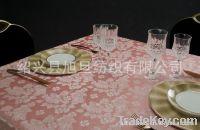 Sell jacquard table cloth