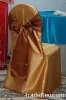 Sell stain chair covers for banquet/wedding