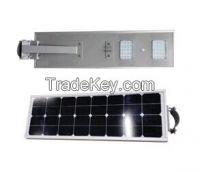 40w all in one solar led street light