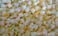 IQF Diced Apricots/Frozen Diced Apricots