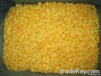 IQF Diced Peaches/  Diced Yellow Peach
