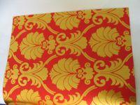 Sell handmade gold foil wallpaper