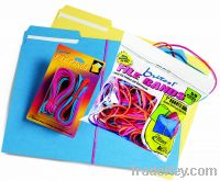 file bands , ligas para folders, ligas de hule, bandas elasticas hules