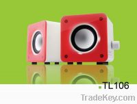 Sell  Mini speaker-TL106