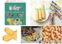 Sell snacks food processing machinery