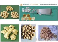 Sell soya protein processing line machinery