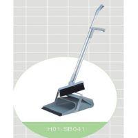 dustpan set with broom