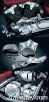 SELL - KURYAKYN VTX1300 CHROME CASE COVERS