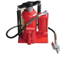 Pneumatic bottle   jack 20ton