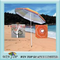 Sell 360 degree tilt beach umbrella