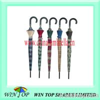 Sell Middle class wooden umbrella