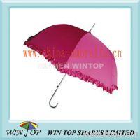 "Sell 23"" x 8 ribs auto straight plain umbrella"