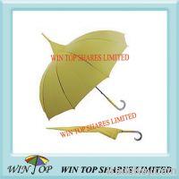 "Sell 23"" auto ladies pagoda umbrella"