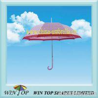 Auto straight cool umbrella