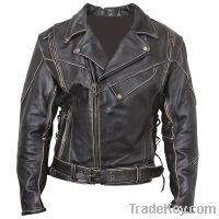 Sell Motorbike Leather Jacket