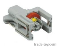 Sell 2pin gray auto electric connectors