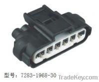 Sell 6 way auto electric connectors 7283-1968-30