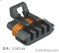 Sell 4pin plastic auto connector 12162144