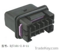 Sell 10pin male auto connector DJ7101-2.8-11