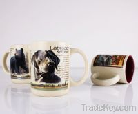 Sell coffee mugs with animal image