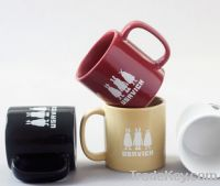 Sell 80ml coffee ceramic mugs