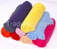 100% Cashmere Stole - Solid Colors