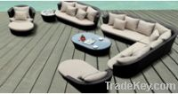 Sell rattan sofa set: ESR-9490