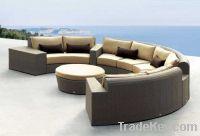 Sell rattan sofa set: ESR-2010